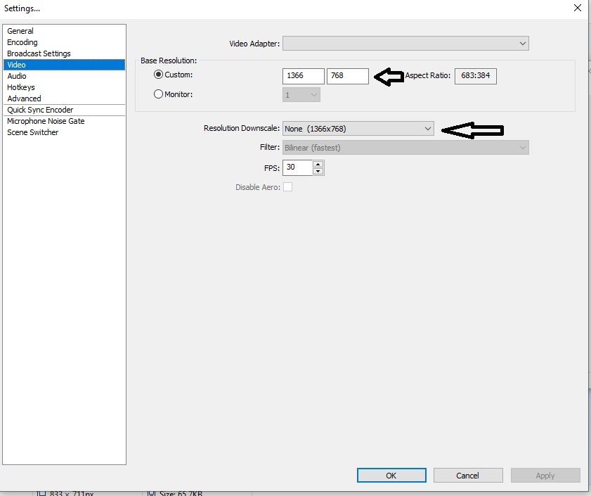 obs screen recorder step 4