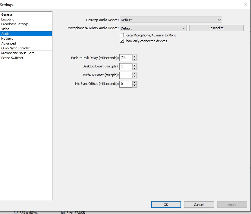 obs screen recorder step 3