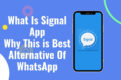 signal app Download